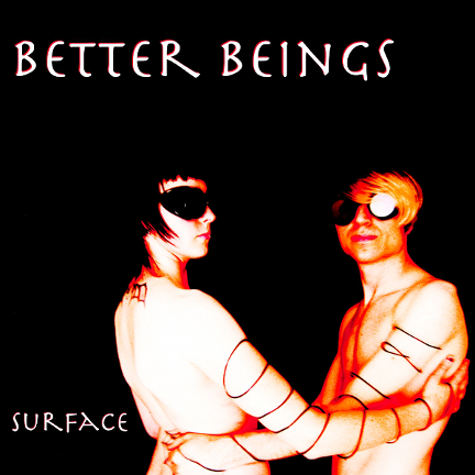 Cover Art for the album Surface by Better Beings