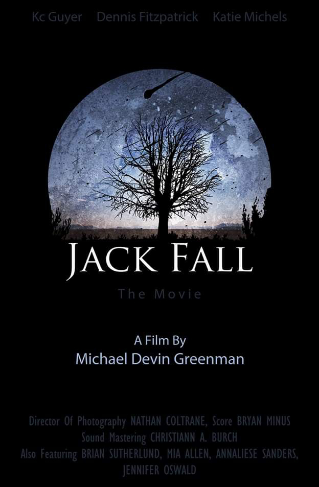 Poster for the film Jack Fall