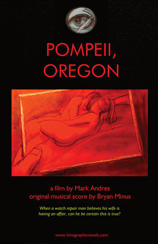 Poster for Pompeii, Oregon