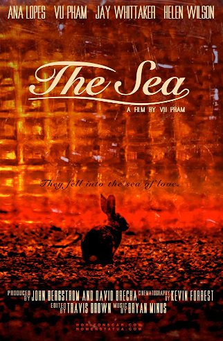 Poster for The Sea